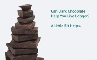Dark Chocolate Contains Antioxidants