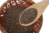 Chia Seeds Contain Fiber
