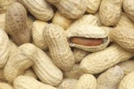 Peanuts are the third most common food allergy